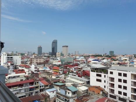 Phnom Penh Skyline