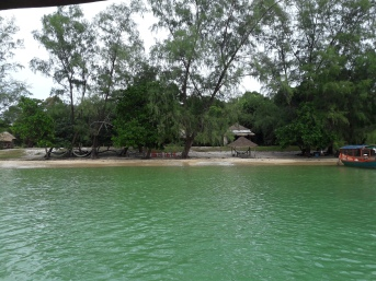 Ta keo island- so calm and peaceful and there was nobody there!