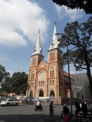The HCMC cathedral