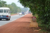 More traffic on NH4