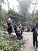 Hmong women